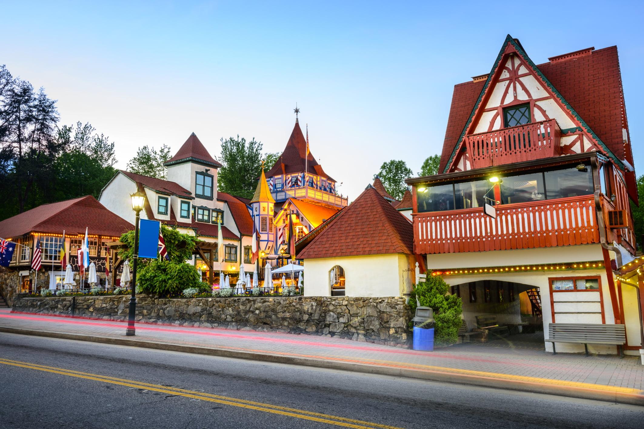 5 Of The Absolute Best Helen Ga Attractions Glen Ella Springs Inn