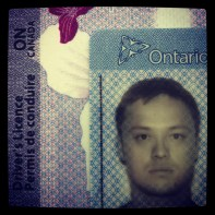 Licensed to drive. 16 Jul 2013.