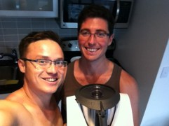 Day 45 Thermomix arrived.