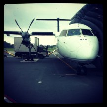 Such cute little planes.