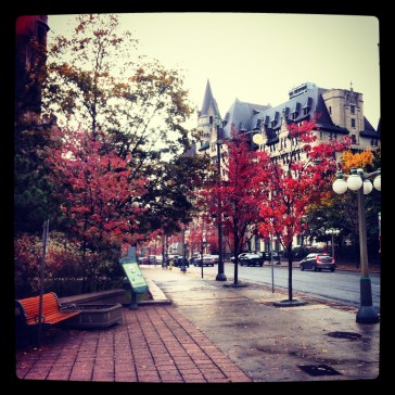 Ottawa - fall.
