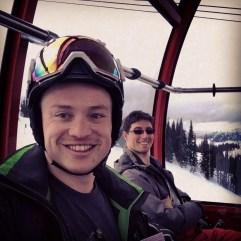 Whistler. More skiing. 7 Apr 2014.