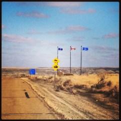 Dinosaur Provincial Park Entry