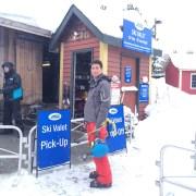 Ski Valet!!