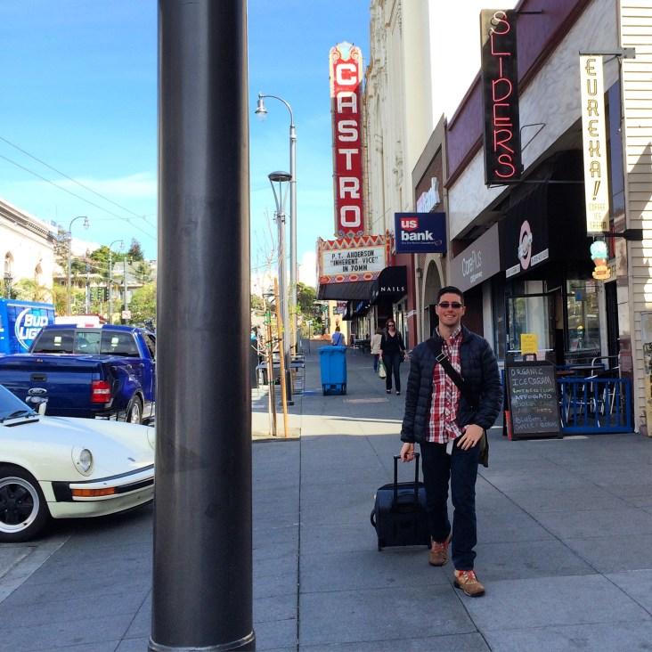 Castro, San Francisco.