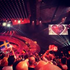 #ESC2015 #Eurovision #SBSEurovision
