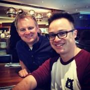 Dave & I