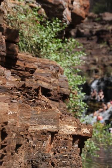 Fortescue Falls, Karijini, Western Australia.