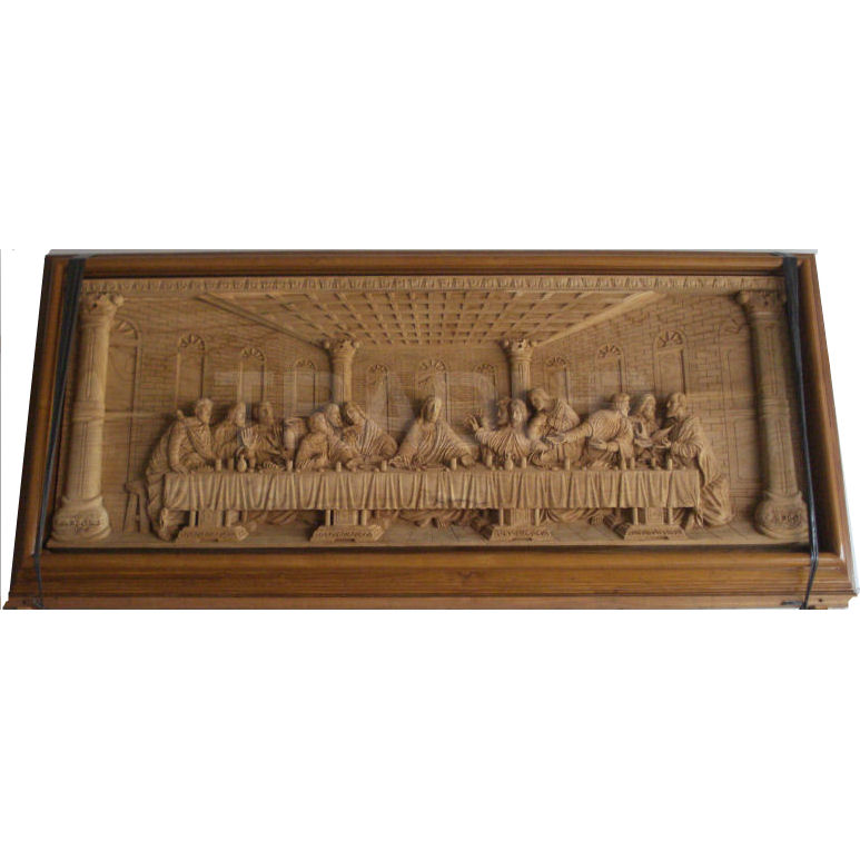 Wood relief carvings hand carved wall art craft in indonesia by