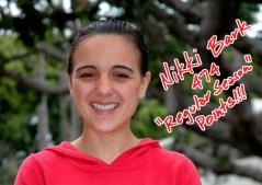 Nikki Bark, Spring '06