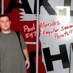 Paul Morales, Fall '06