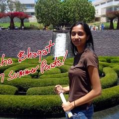 Nisha Bhagat, Summer '07