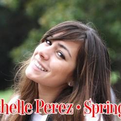 Michelle Perez, Spring '10