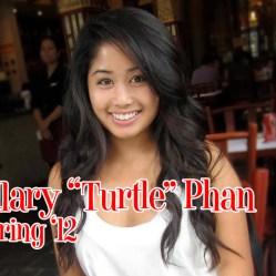 Hilary Phan, Spring '12