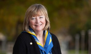 portrait of incoming CSULB president Jane Conoley