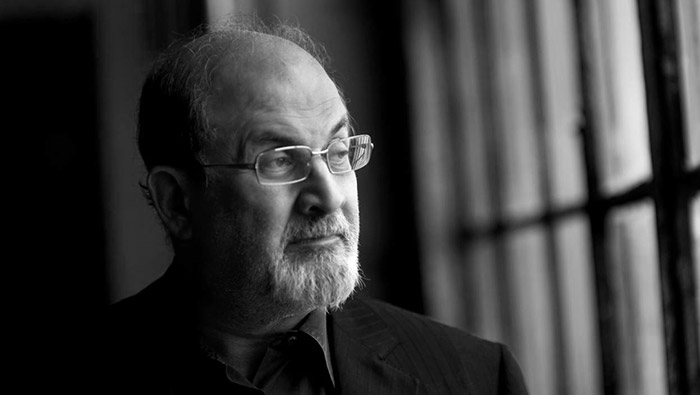Author photo for Salman Rushdie
