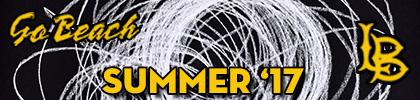 Banner for Art 110, Summer 2017.