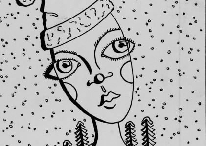 Victorine: My art