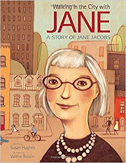 portrait of Jane Jacobs