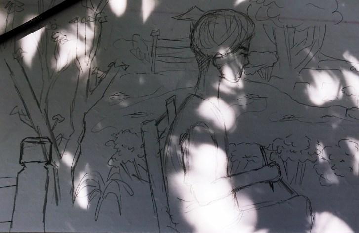 drawing by Colene Encarnado