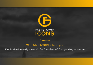 Fast Growth Icons London 2019