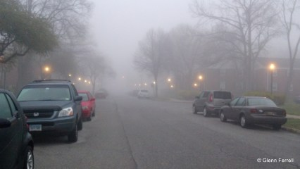 2012-03-22 06:57:50 In a fog....again.