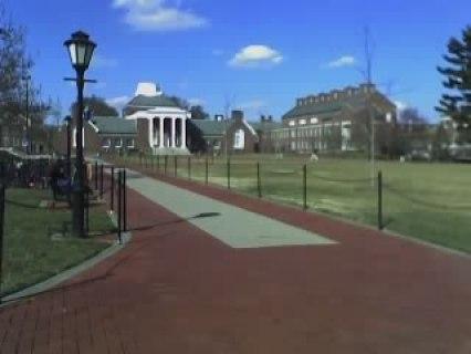 UD Memorial Hall, Spring