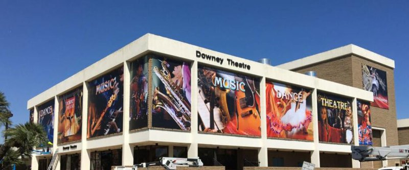 downey civic theater