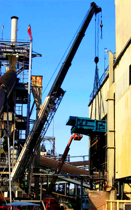 Crane & Rigging – Lifting Safety To A Higher Standard