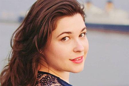 Maria Shafer, Female Vocalist (photo copyright glennmillerorchestra.com)