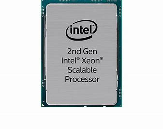 Intel Xeon Cascade Lake-SP Refresh
