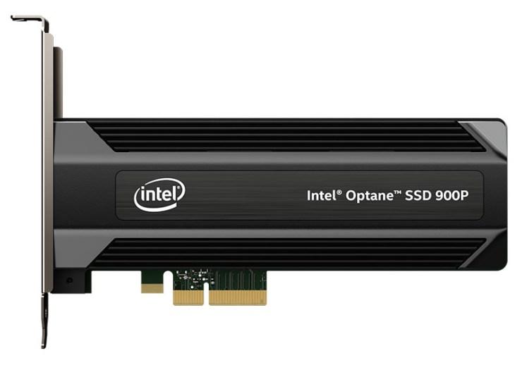 480GB Intel Optane SSD 900P