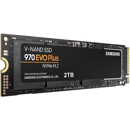 2TB Samsung 970 EVO Plus