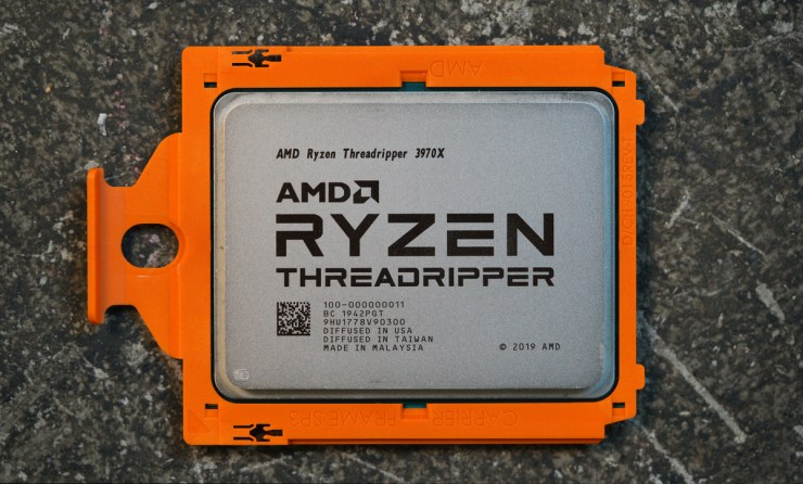 Building an AMD Threadripper Workstation