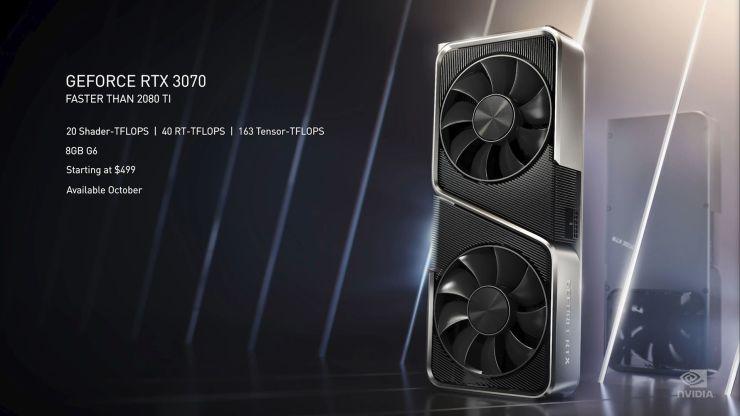 NVIDIA Ampere GeForce RTX 30 Series