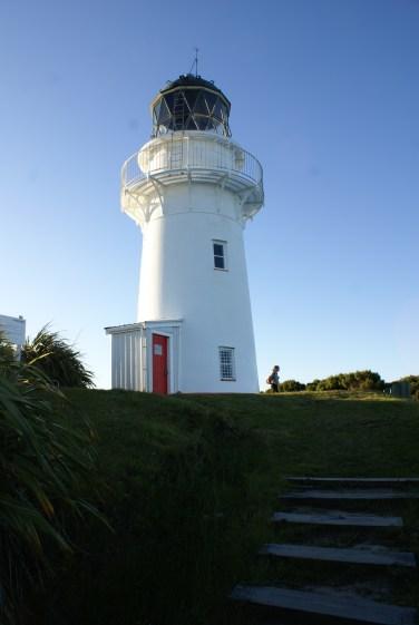 Le phare d'East Cape