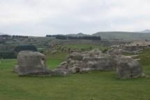 quelques formations rocheuses en forme d'éléphant qui ont servi de décors dans Narnia apparemment