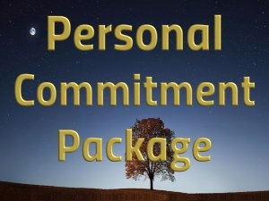 Personal Commitment package for transformational coaching with Glenn Younger