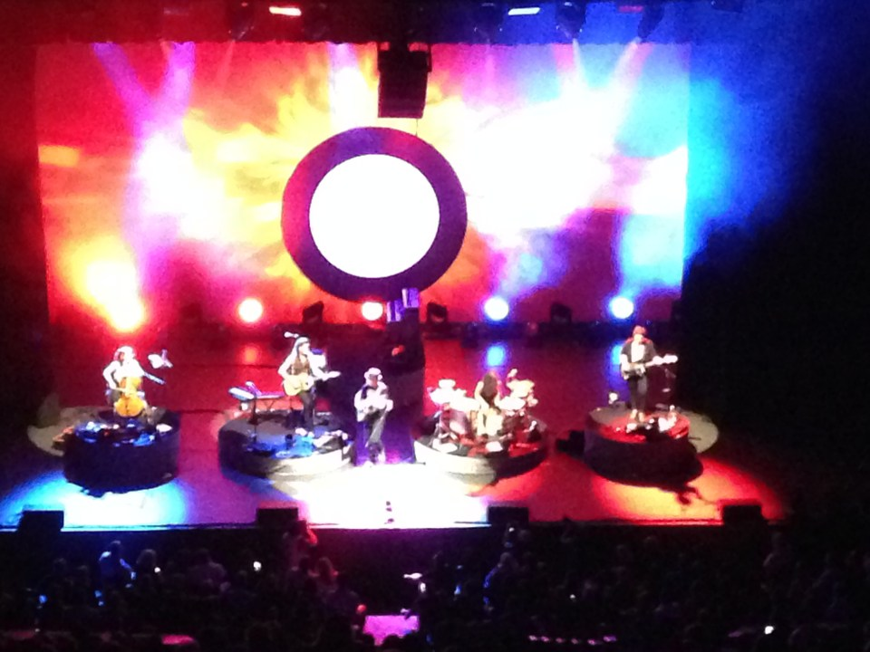 Jason Mraz Rocks the Fox Theater in Atlanta