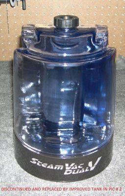 Hoover Steam Vac Solution Tank 42272104 Older