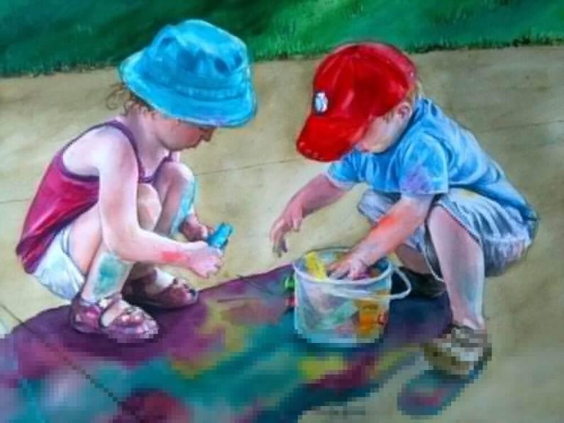 Colorful Cousins