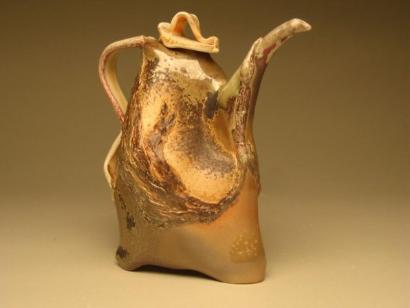 Teapot Swan