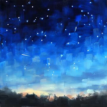 Lyrid Meteors