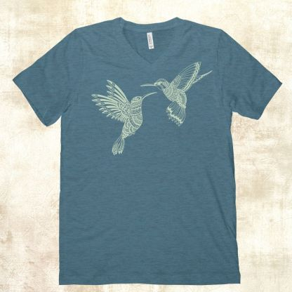 Hummingbirds Flight T-Shirt