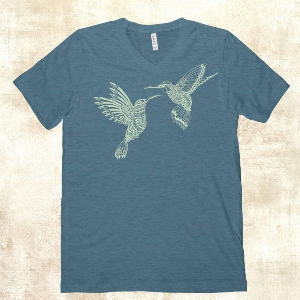 Hummingbirds Flight T-Shirt