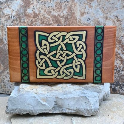 Celtic Knot Design Box