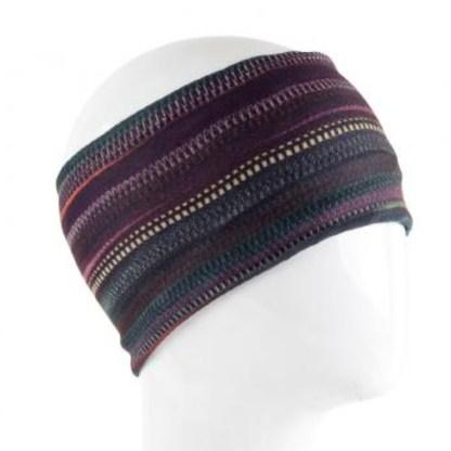 Infinity Bandana-Dark Stripes