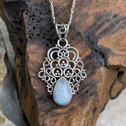 rainbow-moonstone-sterling-pendant