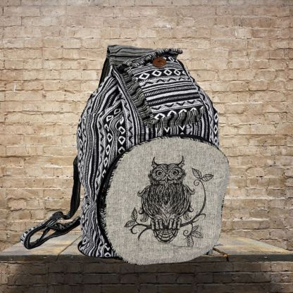 Owl Convertible Backpack
