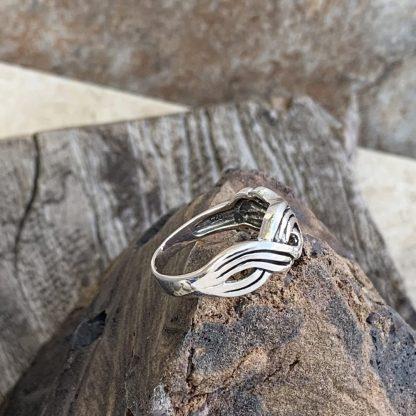 Sterling Silver Elegant Ring
